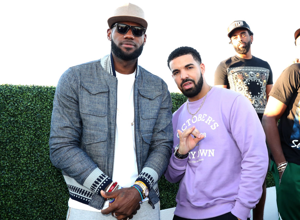 Drake Teams Up With LeBron James For Uninterrupted Canada