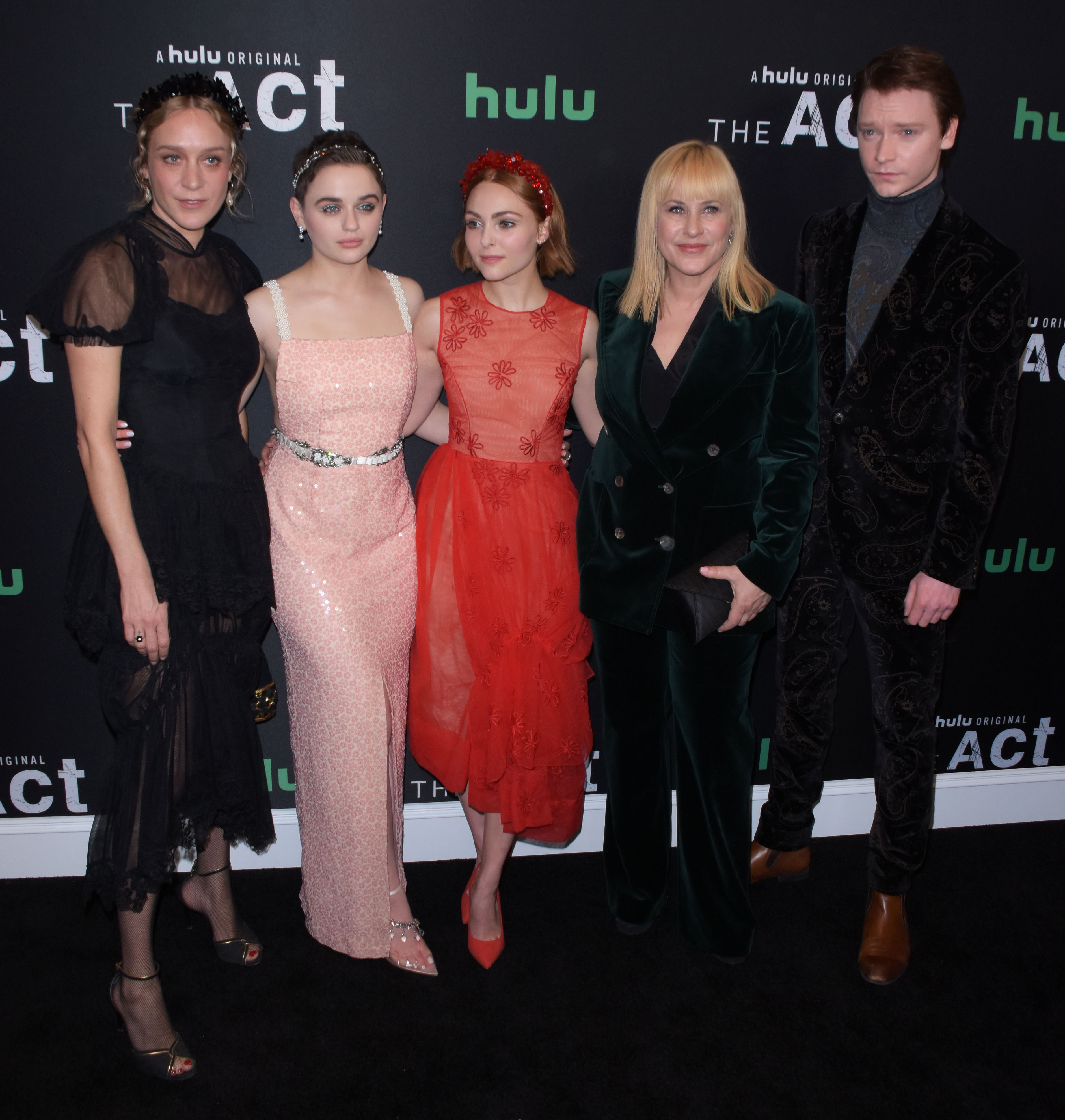'The Act' Hulu Series NYC Premiere