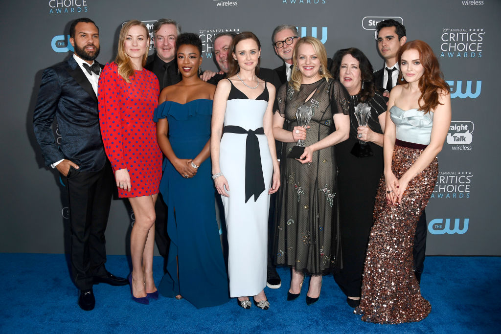 The 23rd Annual Critics' Choice Awards - Press Room