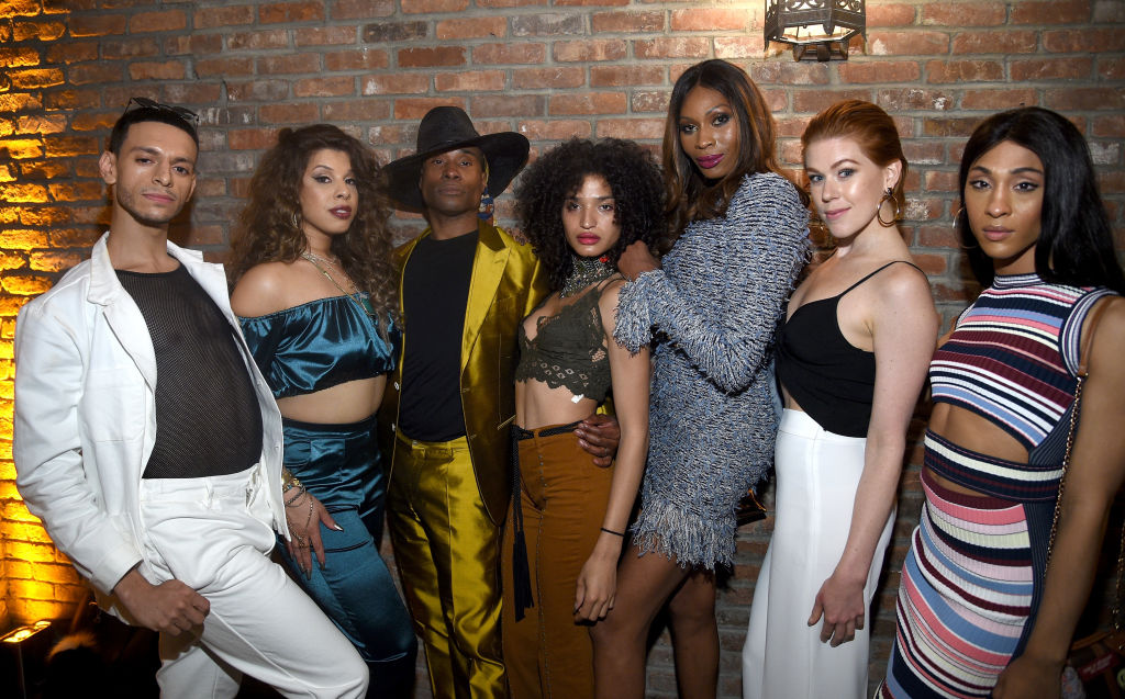 Entertainment Weekly & People New York Upfronts Party 2018 - Inside