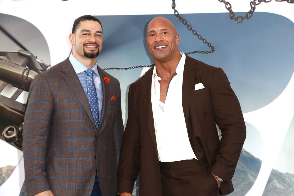 "Premiere Of Universal Pictures' ""Fast & Furious Presents: Hobbs & Shaw"" - Arrivals"