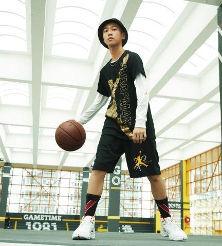 Jordan Brand Greater China Apparel Collection