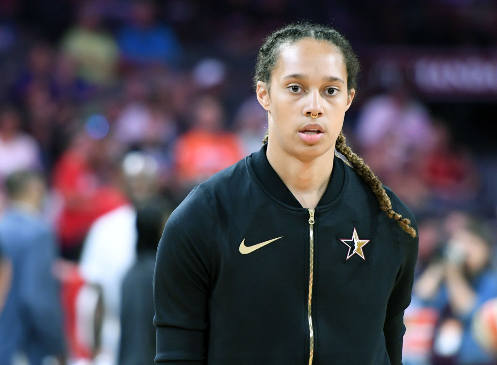 Brittney Griner & 5 Other WNBA Players Ejected After Scuffle