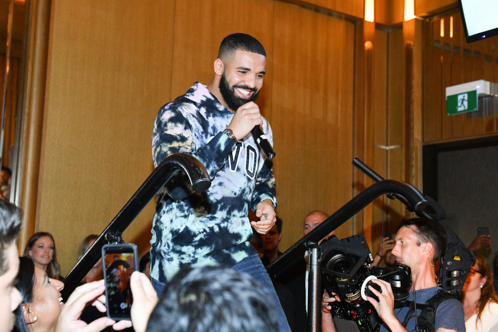 Drake Now Tied With Elvis & Bruce Springstein For Most #1 Albums