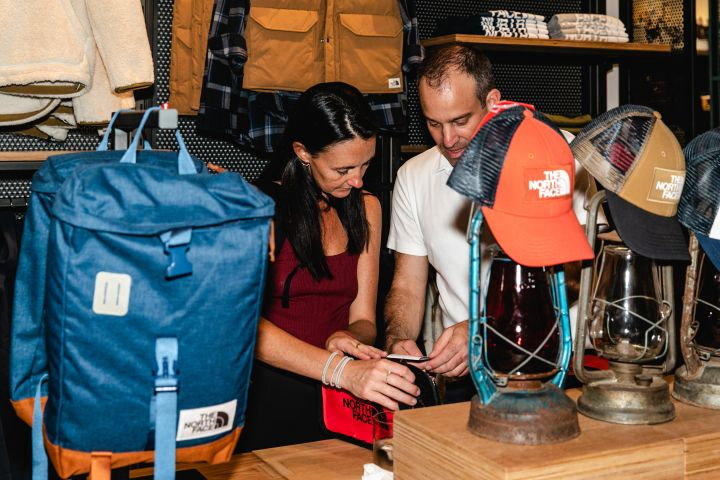 The North Face SoHo Launch