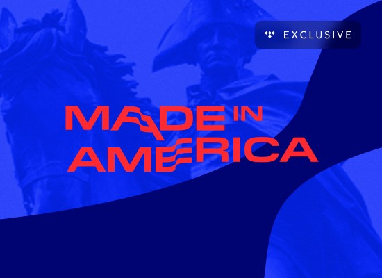 Made In America's TIDAL stage