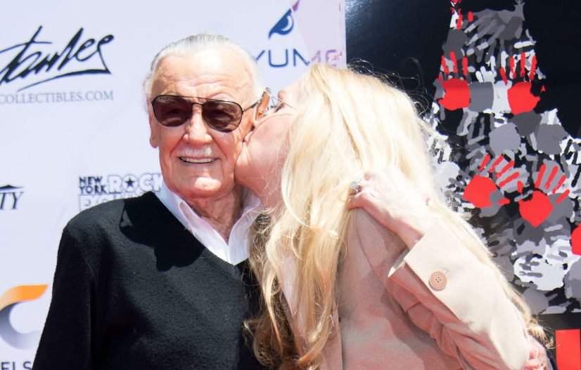 Stan Lee's Daughter Sides With Sony In Fight Over Spider-Man