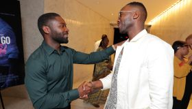 DAVID OYELOWO, MAHERSHALA ALI, ISIS KING AND MORE ATTEND THE ICON MANN SCREENING OF 'DON'T LET GO'