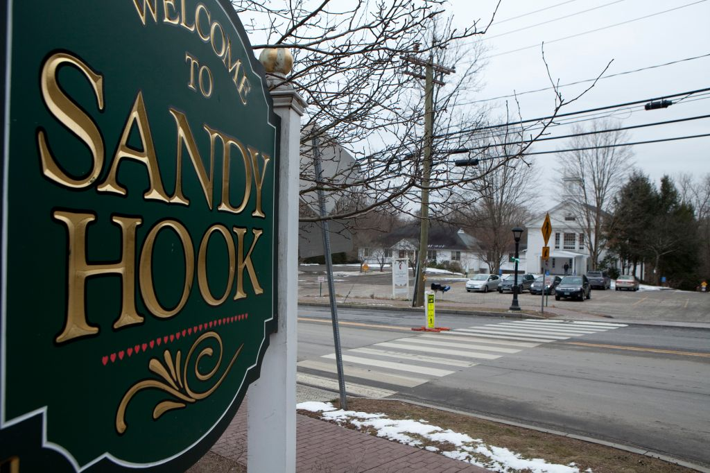 Newtown heals after massacre
