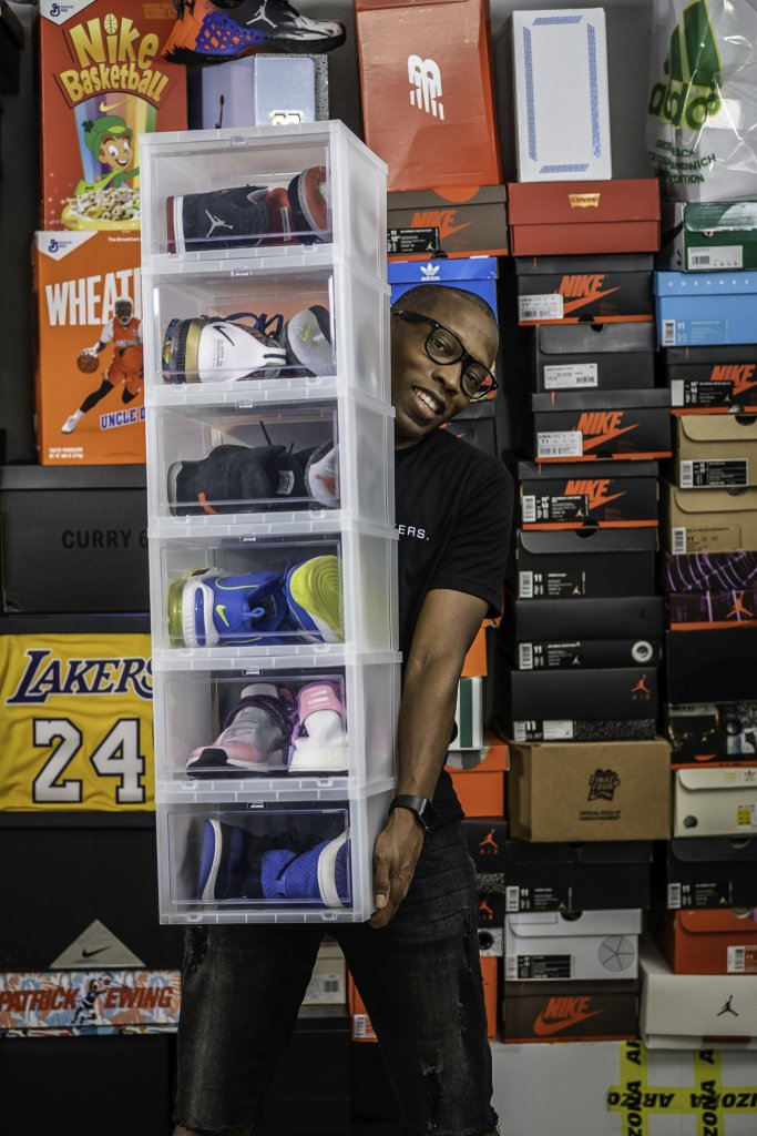 The Sneaker Game Jacques Slade