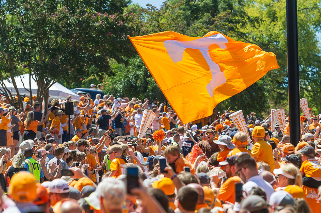 COLLEGE FOOTBALL: AUG 31 Georgia State at Tennessee
