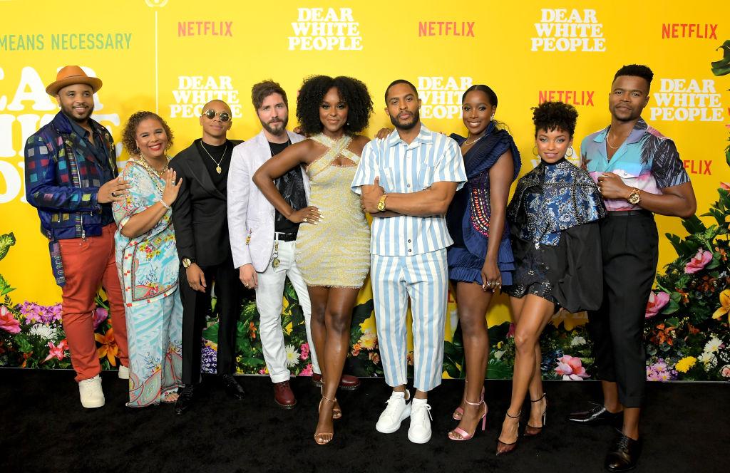 "Premiere Of Netflix Original Series ""Dear White People"" Volume 3"