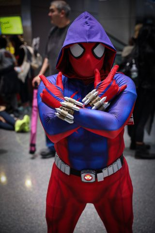 New York Comic Con 2019 Cosplay