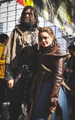 Cosplay From New York Comic Con 2019 Day 2