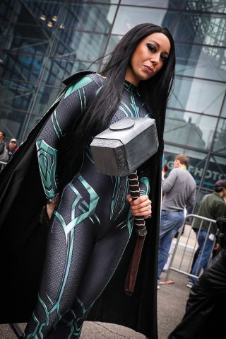 New York Comic Con 2019 Cosplay Day 4
