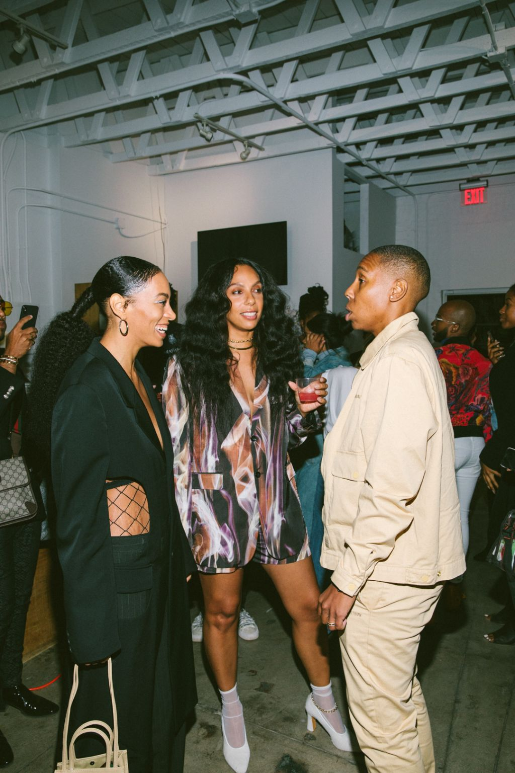 """Kelly Rowland, Miguel & More Come Out For """"Queen & Slim"""" Special Screenings"""