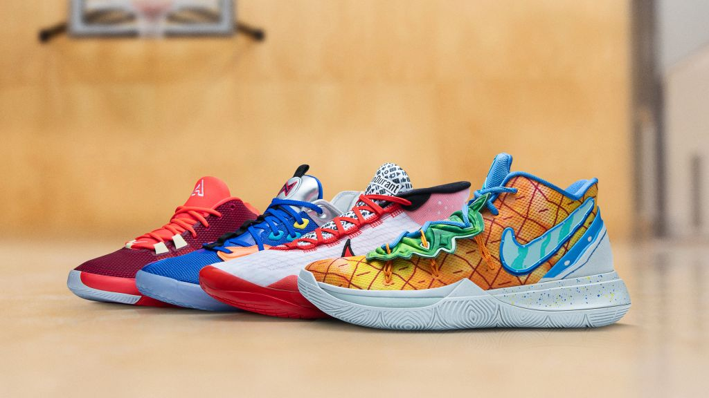 Nike Celebrating NBA Opening Week With Four Signature Sneakers Drops