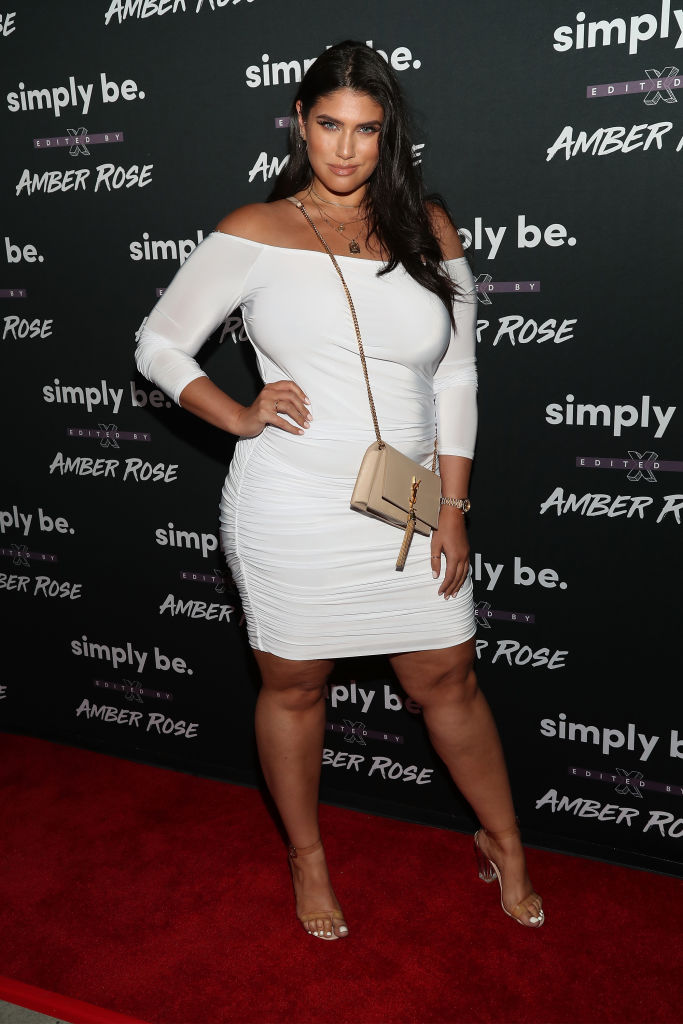 Amber Rose x Simply Be Launch Party - Arrivals