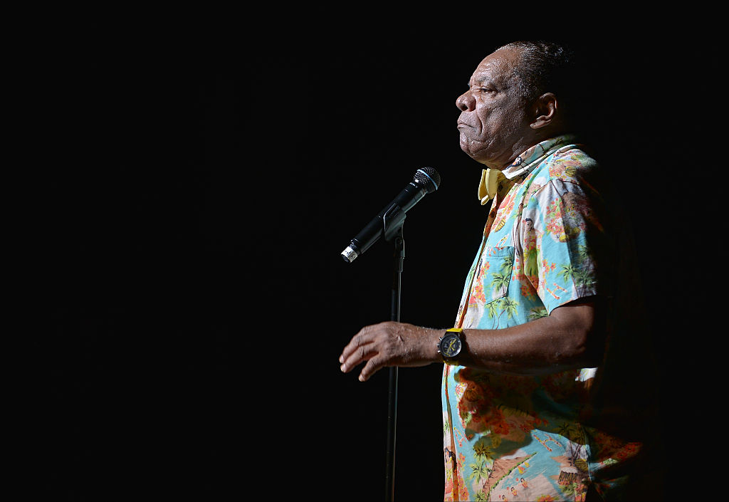 Family & Friends Gather To Say Goodbye To John Witherspoon