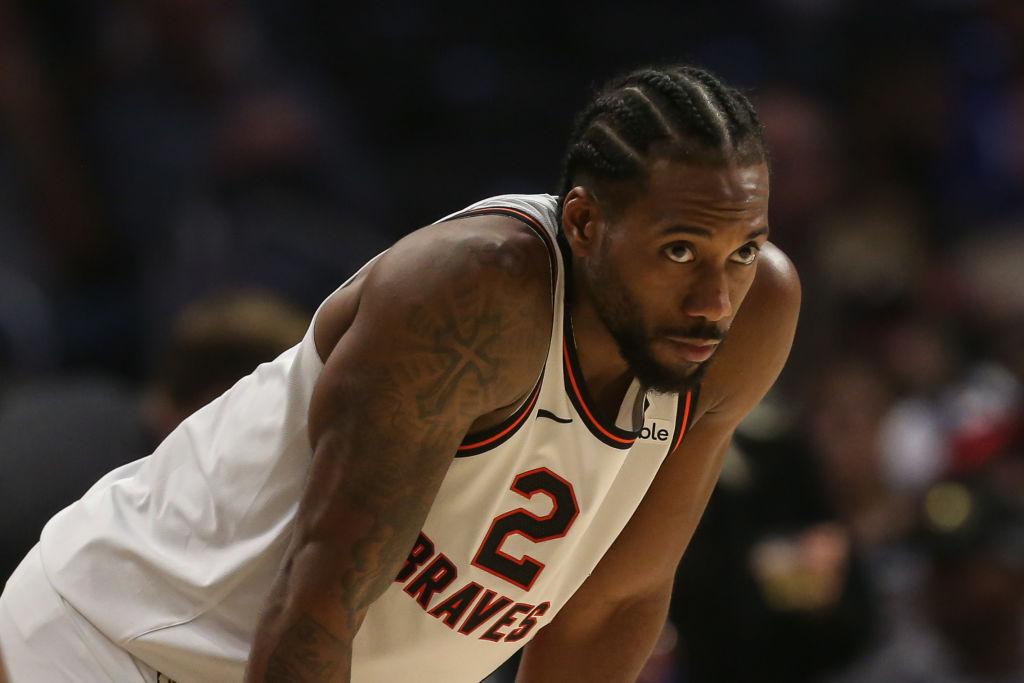 NBA: NOV 07 Trail Blazers at Clippers