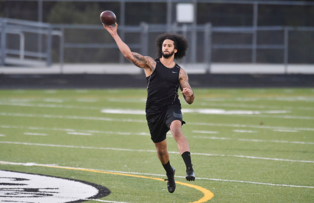 Colin Kaepernick's Workout Tapes Sent To All 32 NFL Teams