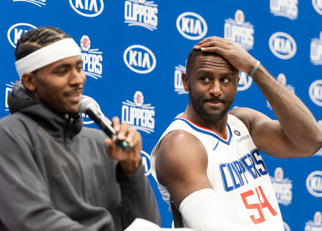 "NBA Baller Patrick Patterson Apologizes For ""Bulldog"" Comment"