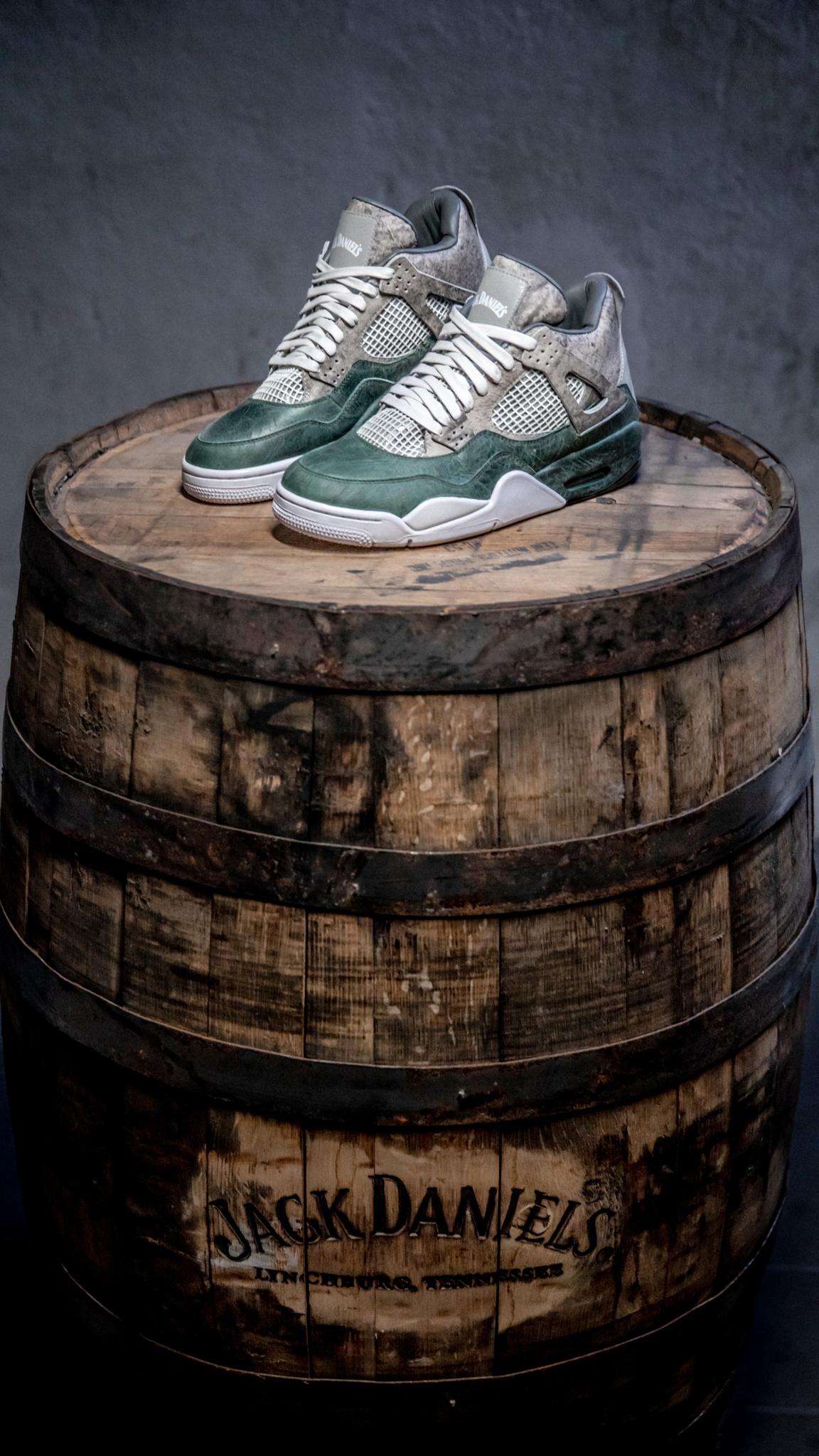Jack Daniels x The Shoe Surgeon Partnership