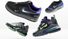 Foot Locker Inc. Exclusive Drop: Nike's Future Swoosh Pack on 12/20