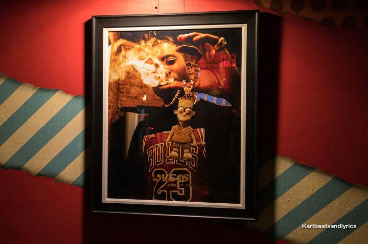 Jack Daniel's Art, Beats + Lyrics