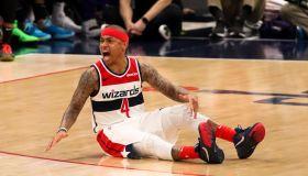 NBA: NOV 24 Kings at Wizards