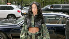 Seen Around - September 2019 - New York Fashion Week: The Shows - Day 5