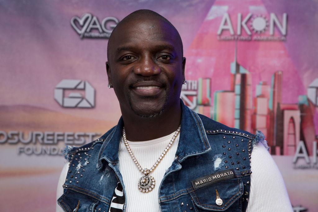Akon Lighting LA - Disclosure Festival