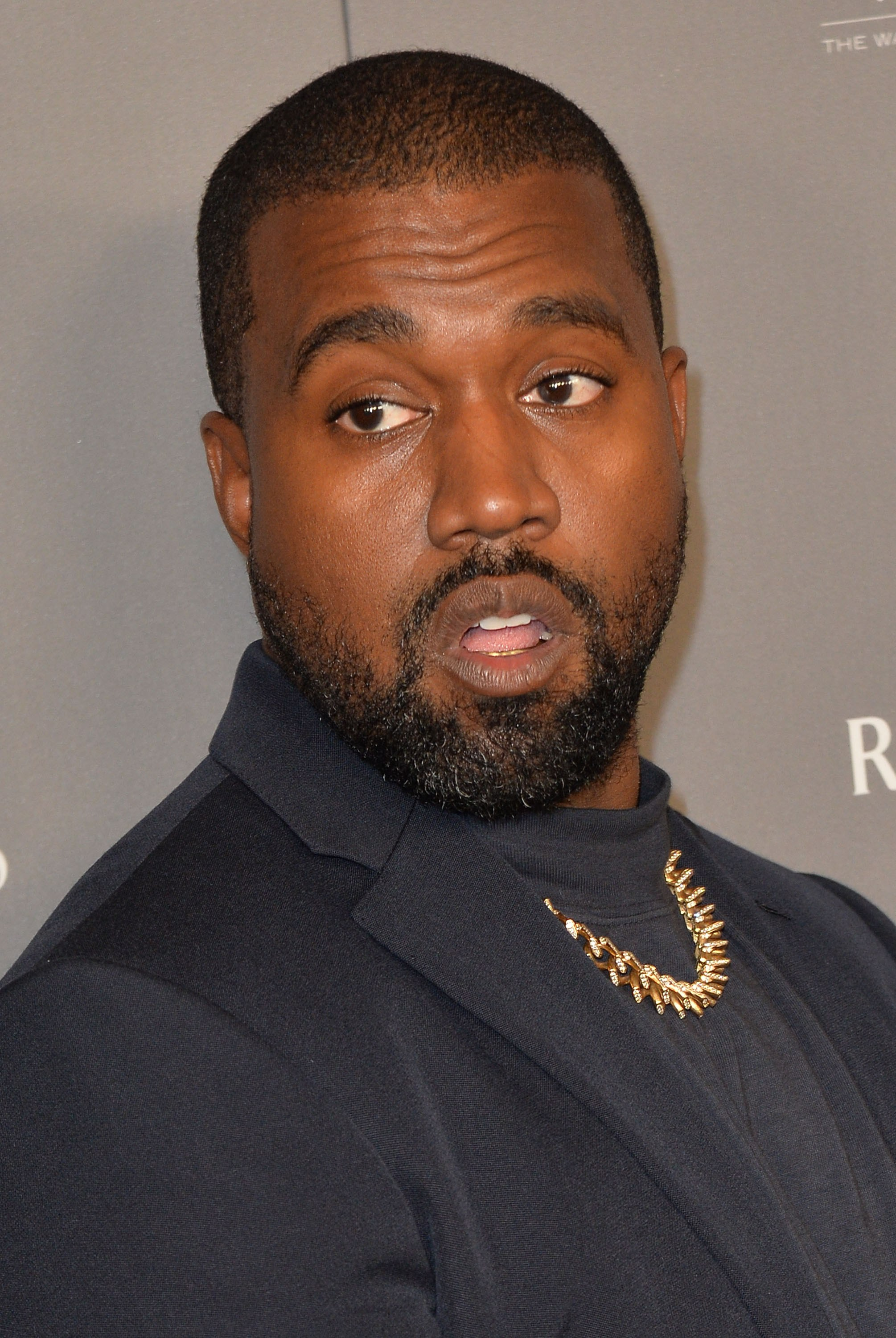Kanye West at arrivals for Wall Street J...