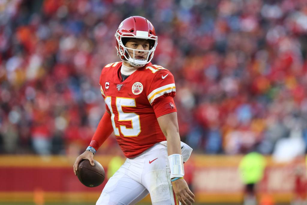 NFL: JAN 19 AFC Championship - Titans at Chiefs
