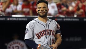 2019 World Series Game 5 - Houston Astros v. Washington Nationals
