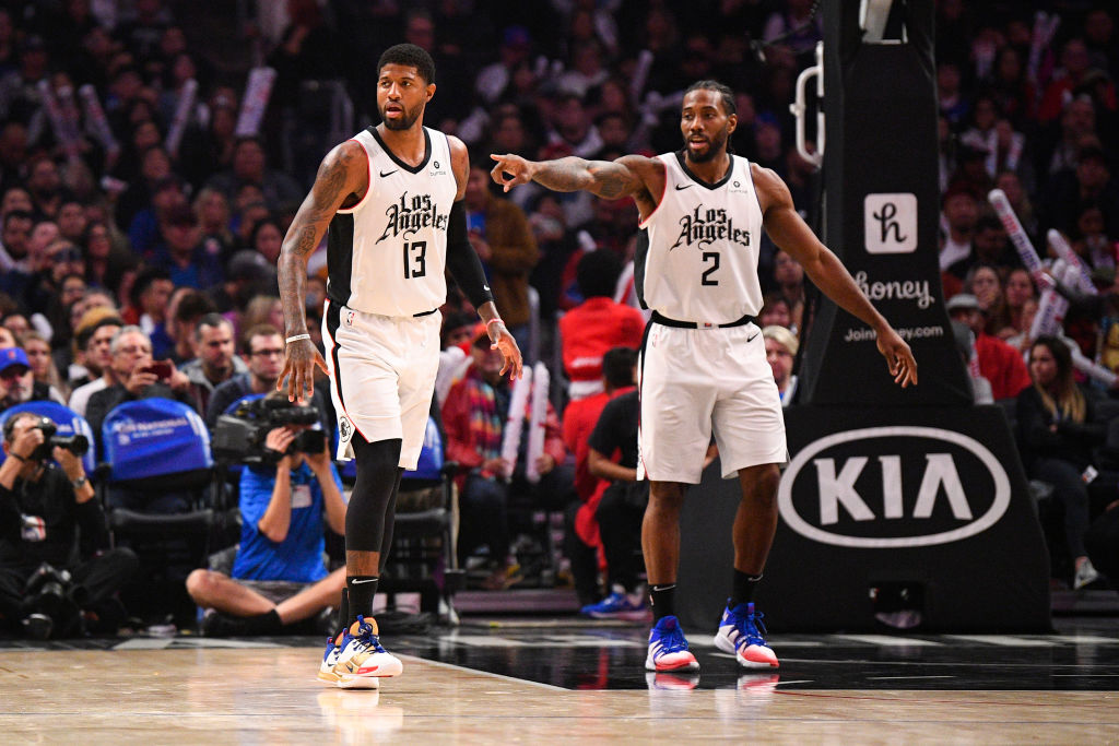 """Paul George & Kawhi Leonard's """"Preferential Treatment' Reportedly An Issue"""