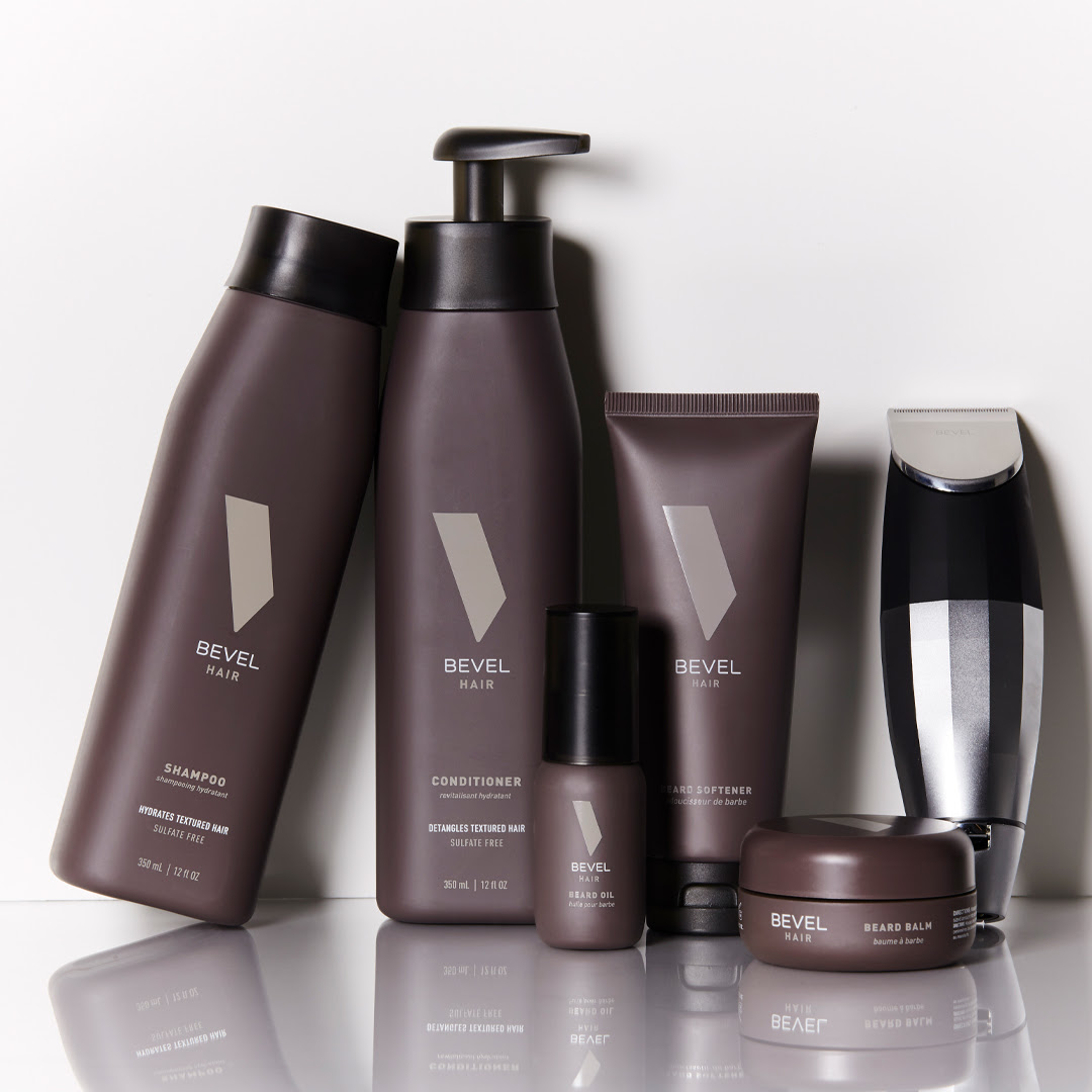 Men's Grooming Brand Bevel Expands with New Body, Hair and Skin Products