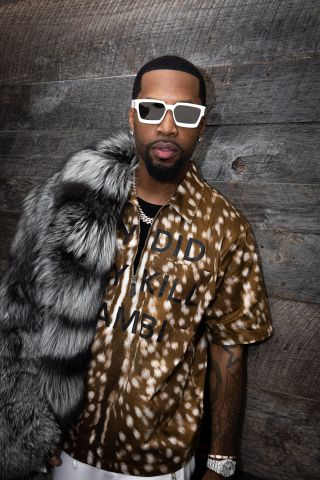 Safaree Samuels from VH1's Love & Hip Hop New York