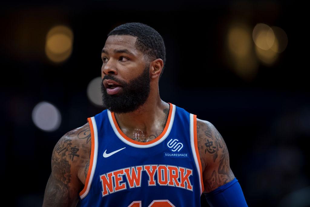 New York Knicks v Washington Wizards