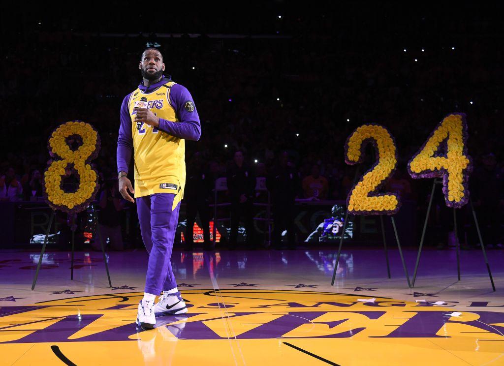 Lebron James Speaks On Kobe Bryant