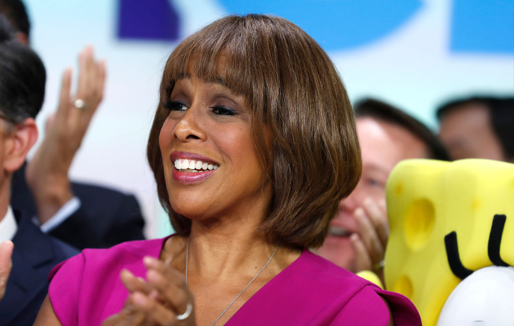 "Gayle King Says Kobe Bryant Clip Was ""Totally Taken Out of Context"""