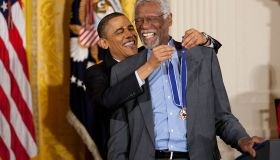 USA - Politics - President Obama Awards Medal of Freedom