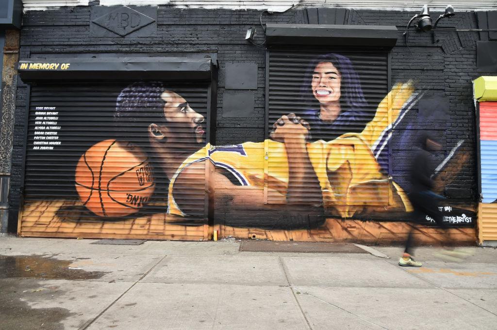 Streets Artists Honor Kobe's Memory With Amazing Murals Around The World