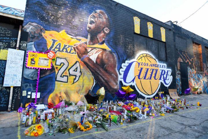 NBA: FEB 01 Kobe Bryant Tribute