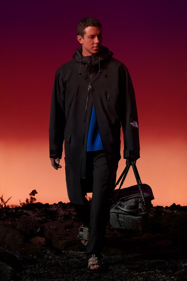 The North Face to SS20 Black Series Icon-Inspired Collection