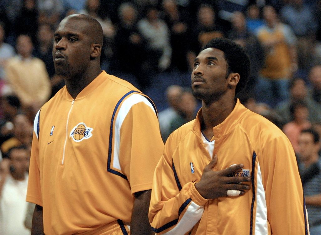 Long Live The Mamba: Shaq Drops Touching Freestyle In Honor Of Kobe Bryant