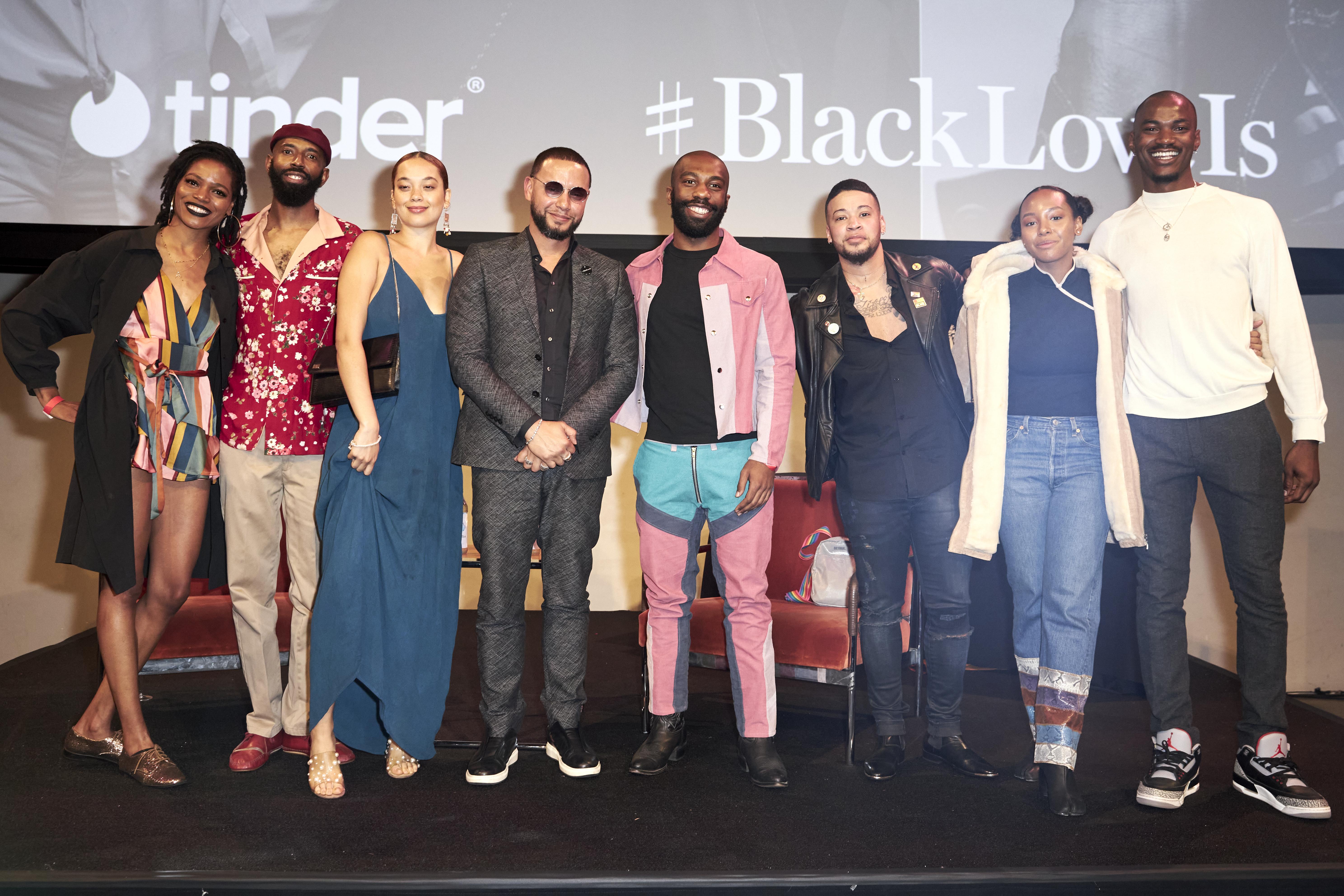 Director X & Tinder Come Together For New Original Short, #BlackLoveIs