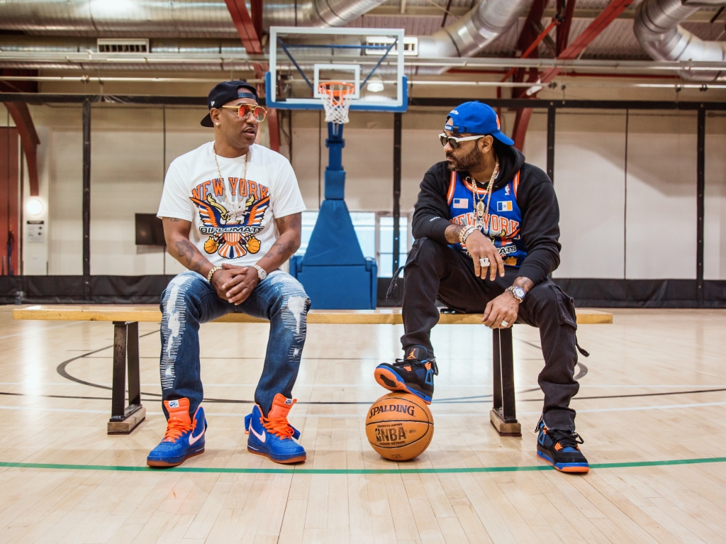 The Diplomats x Mitchell & Ness x Bleacher Report
