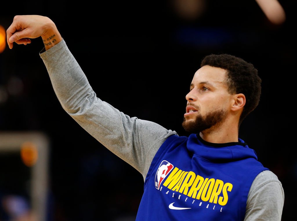 Steph Curry Cleared To Return To Warriors Lineup Sunday: Report