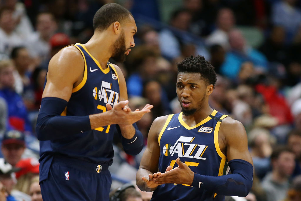 Donovan Mitchell Opens Up About Utah Jazz Teammate Rudy Gobert